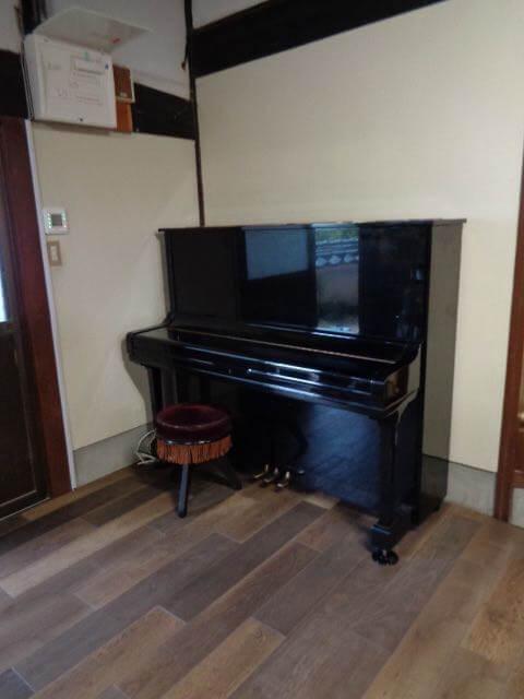 Ten-Sho-An piano minapi