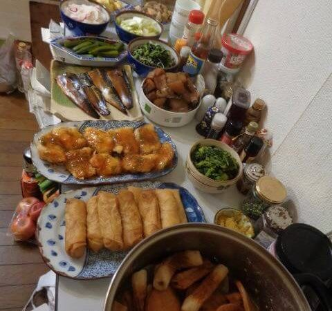 JAFAREC Workshop Gourmet Night Oden