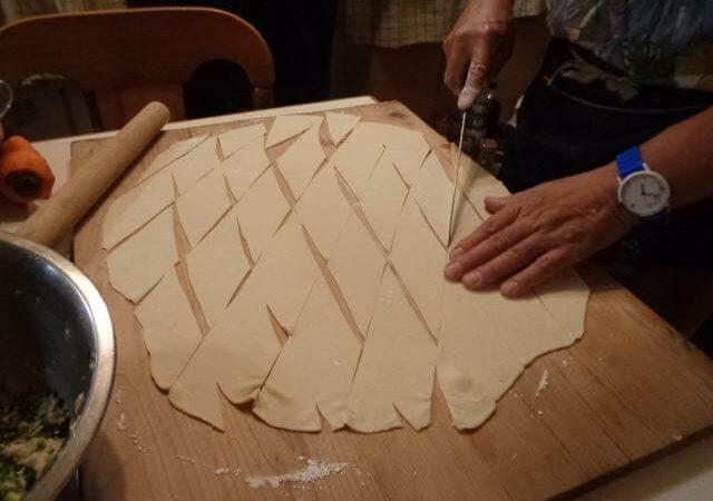 JAFAREC Workshop Men's cooking pie
