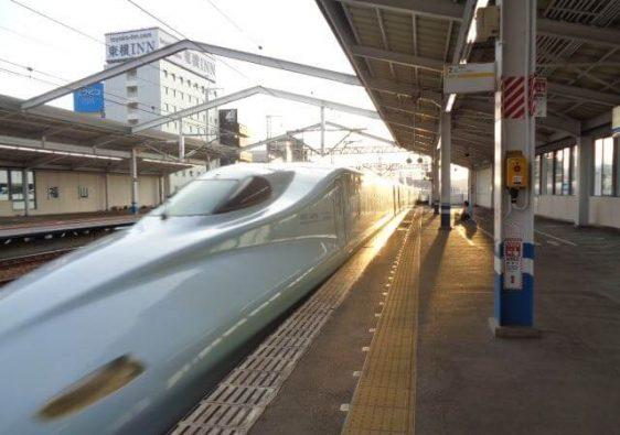 Shinkansen Onomichi