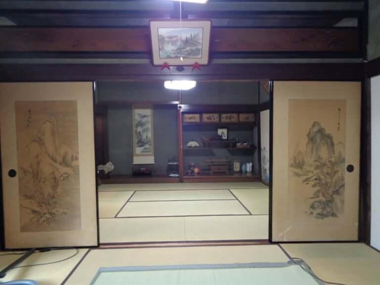 Ten-Sho-An hall