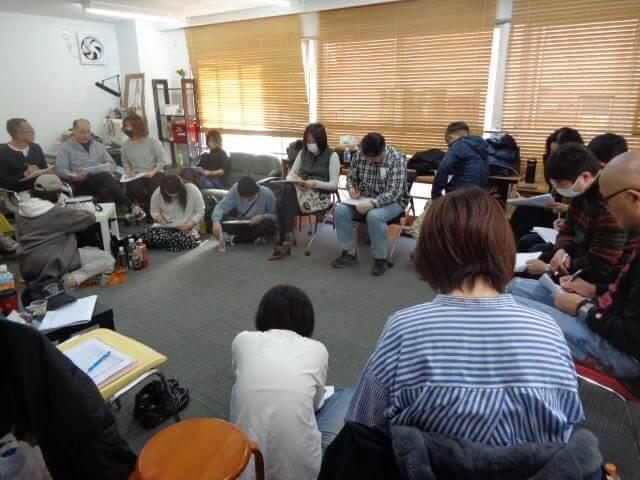 JAFAREC packed Tokyo Workshop
