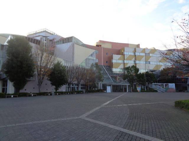 the National Olympics Memorial Youth Center in Yoyogi