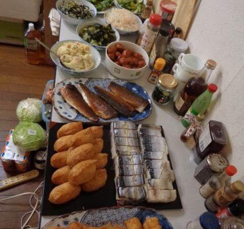 JAFAREC Workshop gourmet night Thai curry