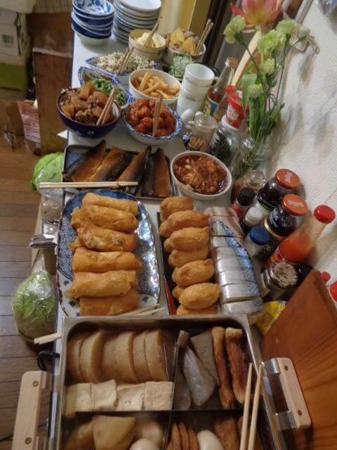 JAFAREC Gourmet Night Food mar 2021