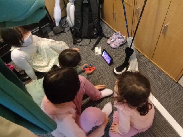 JAFAREC Tokyo workshop Kids Mar 2021