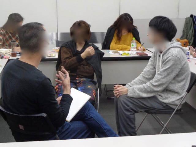 Men's Counseling course Kyoto JAFAREC