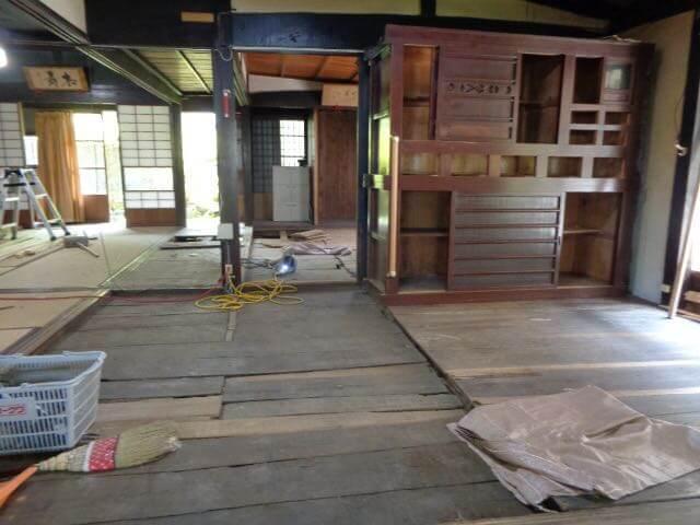 Ten-Sho-An construction